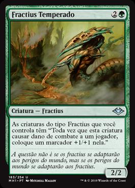 Fractius Temperado