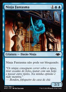 Ninja Fantasma