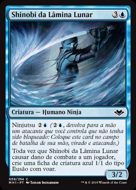 Shinobi da Lâmina Lunar