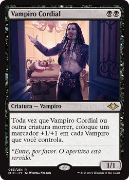 Vampiro Cordial