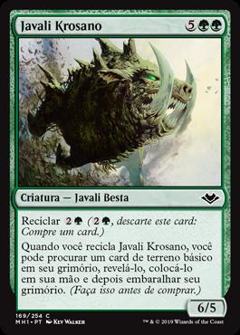 Javali Krosano