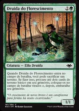 Druida do Florescimento