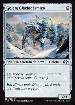 Golem Glaciodérmico