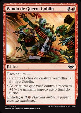 Bando de Guerra Goblin