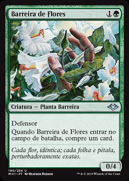 Barreira de Flores