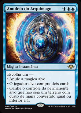 Amuleto do Arquimago