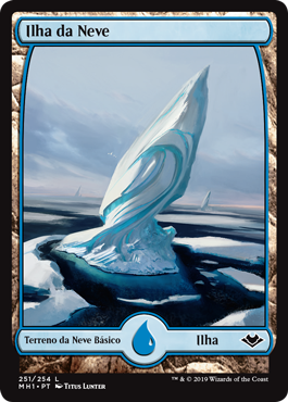 Ilha da Neve