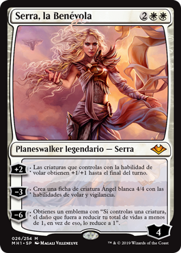 Serra, la Benévola