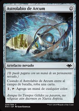 Astrolabio de Arcum