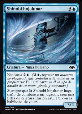 Shinobi hojalunar