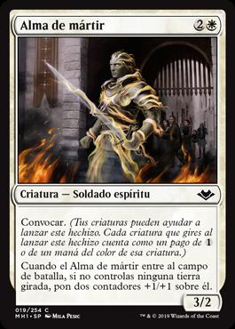 Alma de mártir