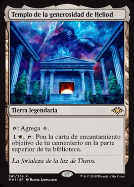 Templo de la generosidad de Heliod