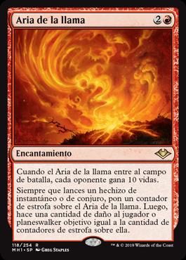 Aria de la llama
