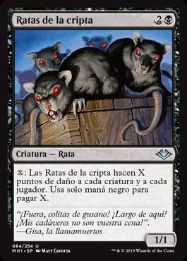 Ratas de la cripta