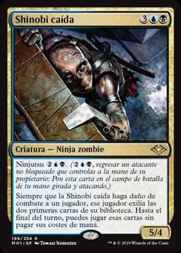 Shinobi caída