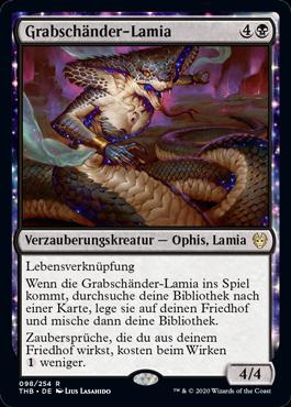 Grabschänder-Lamia
