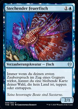 Stechender Feuerfisch