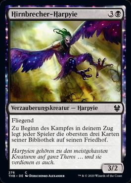 Hirnbrecher-Harpyie