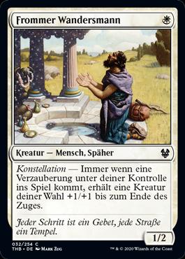 Frommer Wandersmann