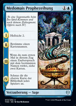Medomais Prophezeihung
