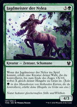 Jagdmeister der Nylea