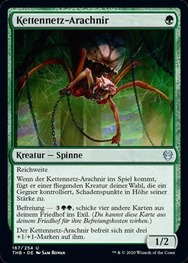 Kettennetz-Arachnir