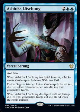 Ashioks Löschung