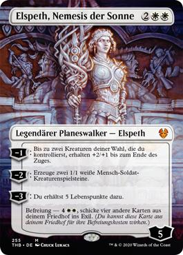 Elspeth, Nemesis der Sonne