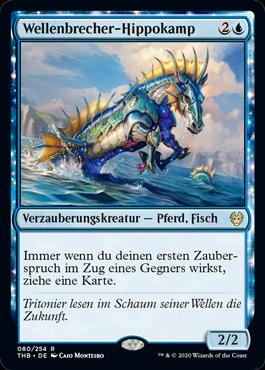 Wellenbrecher-Hippokamp