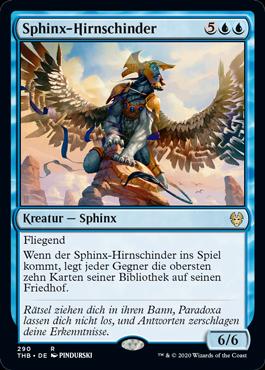 Sphinx-Hirnschinder