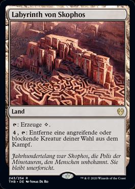 Labyrinth von Skophos