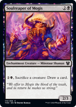 Soulreaper of Mogis - Magic: the Gathering