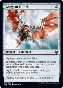 Wings of Hubris