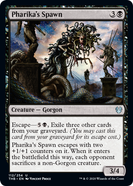 Pharika's Spawn - Magic: the Gathering