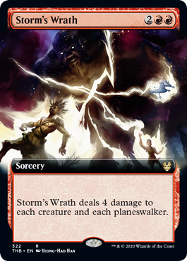 Storm's Wrath