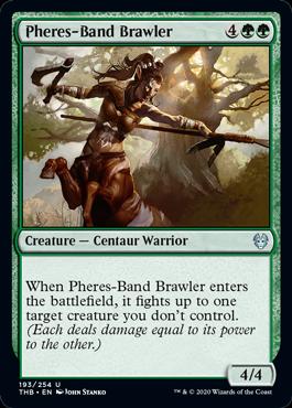 Pheres-Band Brawler