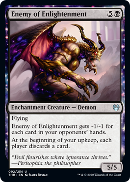 Enemy of Enlightenment - Magic: the Gathering