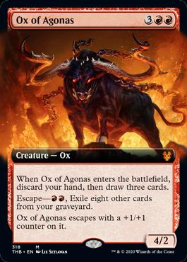 Ox of Agonas