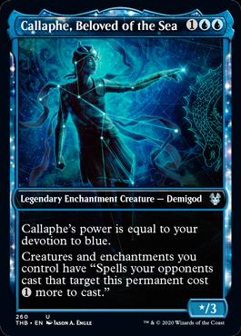 Callaphe, Beloved of the Sea