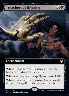 Treacherous Blessing