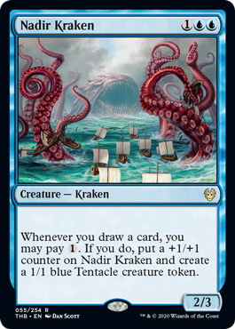 Nadir Kraken