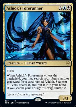 Ashiok's Forerunner