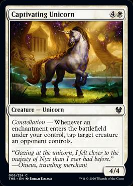 Captivating Unicorn