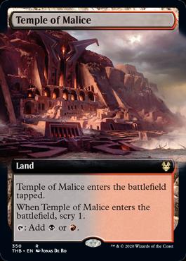 Tempel der Bosheit