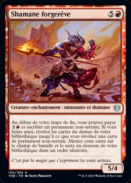 Shamane forgerêve