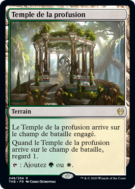 Temple de la profusion