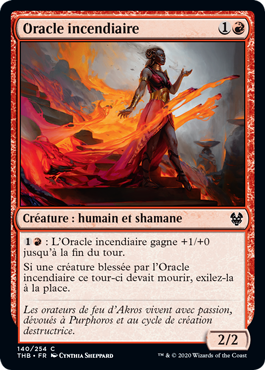 Oracle incendiaire