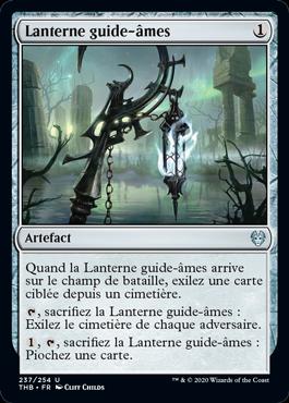 Lanterne guide-âmes
