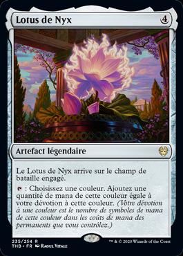 Lotus de Nyx