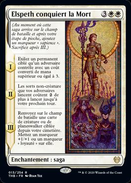 Elspeth conquiert la Mort